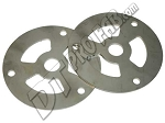 DTP02011-2 STAINLESS STEEL SHOCK SAVER PLATE