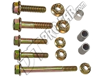 02002-25 GEN 2 TRACK BAR HARDWARE KIT