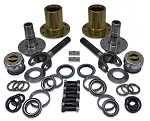YA WU-03 D60 94-99 DODGE SPIN FREE HUB (SINGLE REAR WHEEL)