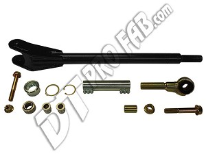 DTP04010  Adjustable Ford Super Duty Tracbar Kit
